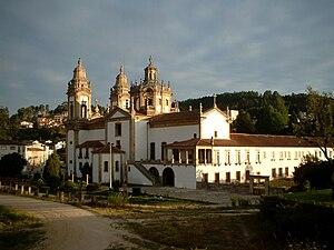 Cabeceiras de Basto - Image: Cabeceiras mosteiro 03