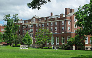 Cabot House - Cabot Hall