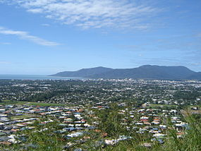 Vista de Cairns