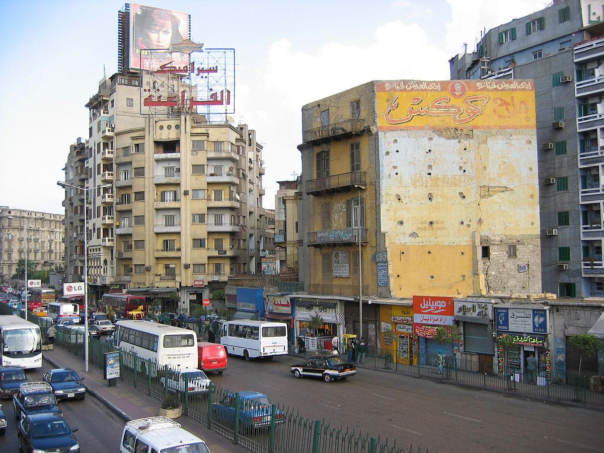 Transport In Cairo Wikipedia