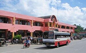 Calape, Bohol - Image: Calape Bohol 2