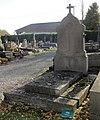 Cambrai - Cimetière de la Porte Notre-Dame, sépulture remarquable n° 42, Delphin Dutemple, maire de Cambrai (01).JPG