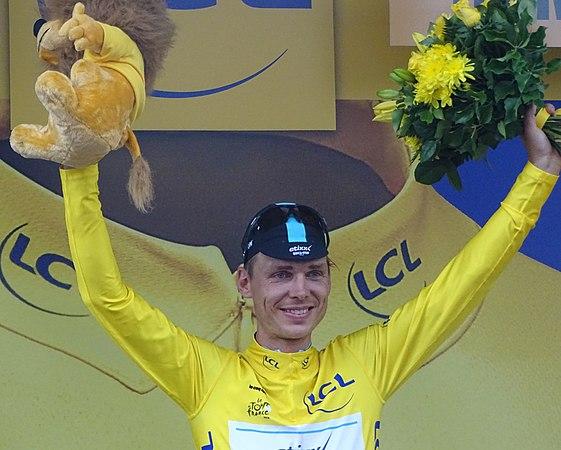 Cambrai - Tour de France, étape 4, 7 juillet 2015, arrivée (B14).JPG