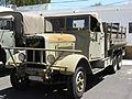 Camión Henschel, hacia el año 1936, Museo Histórico Militar de Canarias.JPG