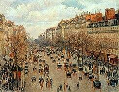 Camille Pissarro - Boulevard Montmartre - Eremitage.jpg