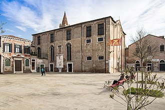 Campo (Venice) - Image: Campo San Alvise (Venice)