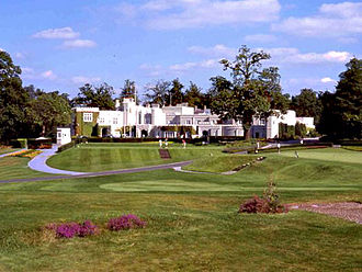 Wentworth Club - Image: Campo de golf