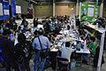 Campus Party México 2013 - Wikimedia México 17.jpg