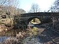 Canal bridge, Cromford Canal - geograph.org.uk - 1743164.jpg