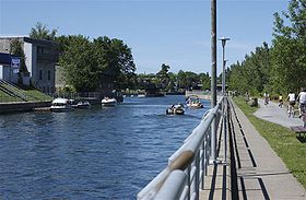 canal de chambly wikip dia. Black Bedroom Furniture Sets. Home Design Ideas