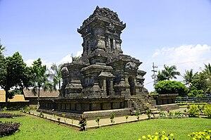 Malang - Candi Singosari, 14th century Hindu temple