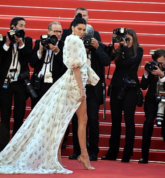 Kendall Jenner - Jenner at the 2017 Cannes Film Festival