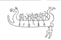 Canoe Iron age Sweden.png