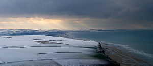 Nord-Pas-de-Calais - Winter at Cap Blanc Nez
