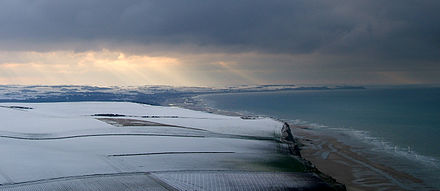 Winter at Cap Blanc Nez Cap Blanc Nez winter.jpg