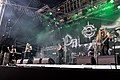 Capathian Forest Party.San Metal Open Air 2018 32.jpg