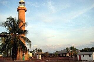 Cape Don Light lighthouse in Australia