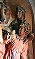 Cappella della casa di pilato, cristo coronato di spine attr. ad agnolo di polo e benedetto buglioni, 04.jpg