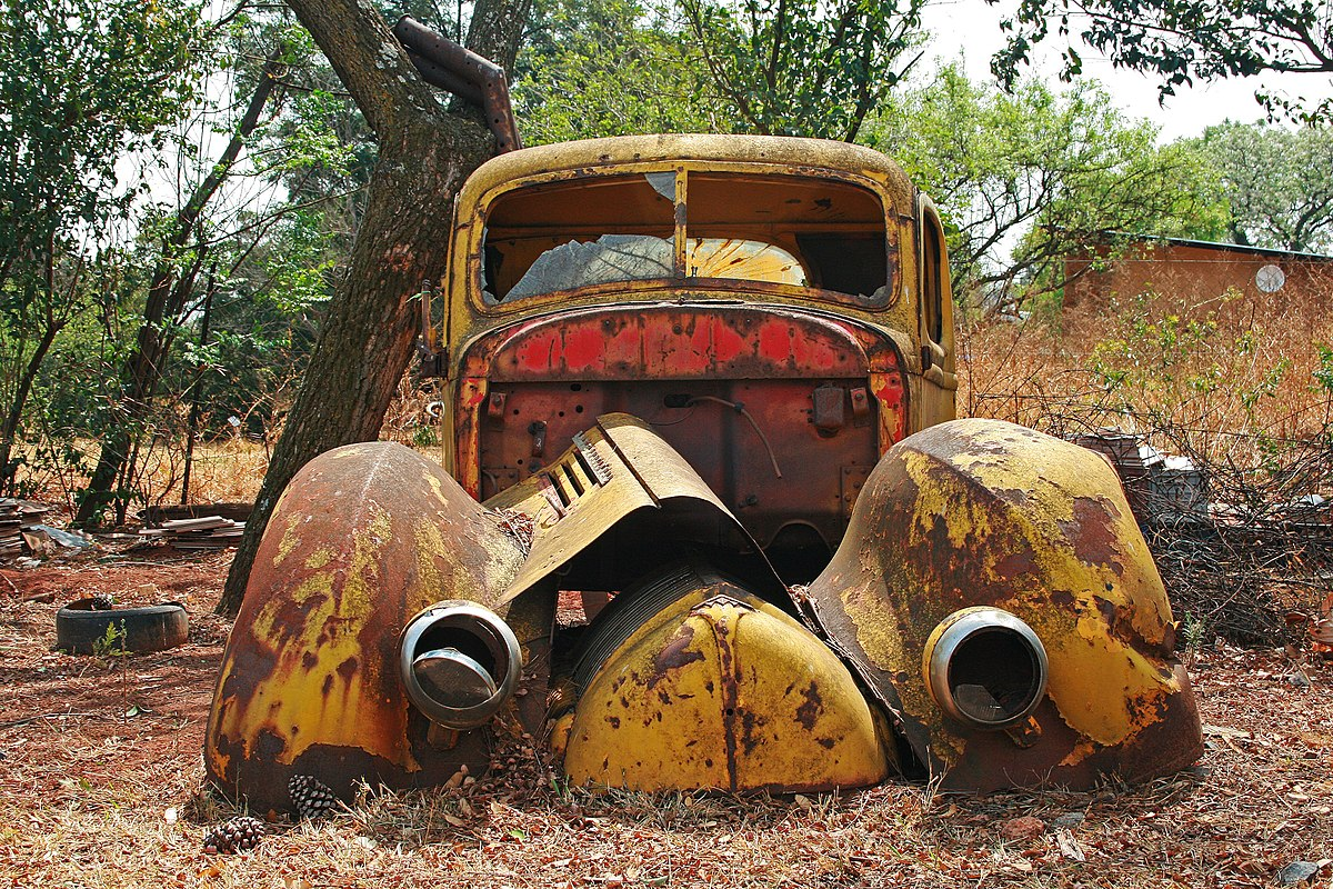 Automobile Graveyard Wikipedia