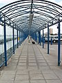 Car park walkway at London City Airport - geograph.org.uk - 872555.jpg