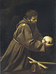 Caravaggio - St Francis in Prayer - copia.jpg