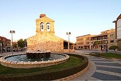 Carbajosa de la Sagrada, Plaza de la Constitución.jpg