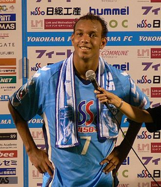 Alemão (footballer, born 1984) - Image: Carlos Adriano de Jesus Soares (Alemão) 2006
