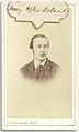 Carte de visite of Harry Dyke Acland, by Alessandri, Roma (5638424459).jpg