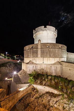 Dubrovnik International University - Dominican monastery in Dubrovnik.