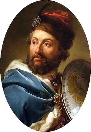 Casimir IV Jagiellon - Casimir IV, by Marcello Bacciarelli