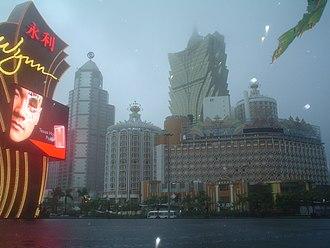 Gambling in Macau - Casinos in Macau