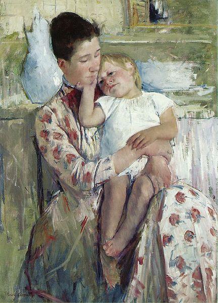 File:Cassatt Mary Mother and Child 1890.jpg - Wikimedia ...