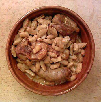 Cassoulet cuit