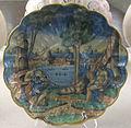 Casteldurante, bottega di andrea da negroponte, orfeo, 1550-65 ca..JPG