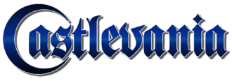 Castlevania - The current logo of the Castlevania series, introduced with 2003's Lament of Innocence.