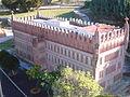 Catalunya en Miniatura-Col·legi de les Teresianes.JPG