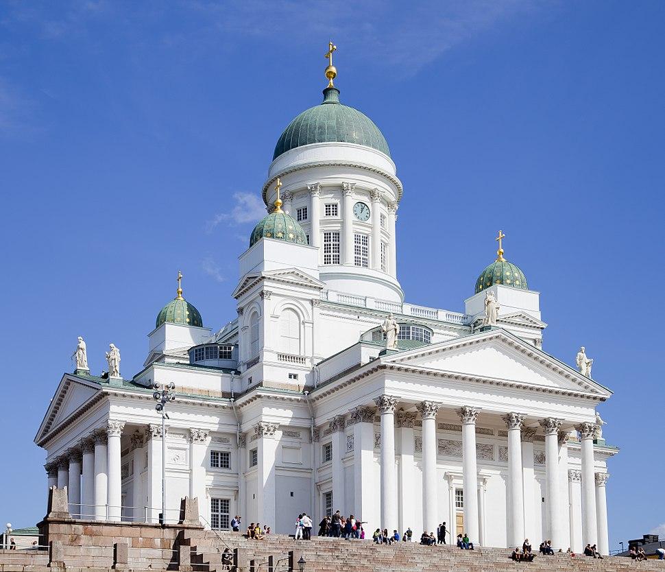 Catedral Luterana de Helsinki, Finlandia, 2012-08-14, DD 01.JPG