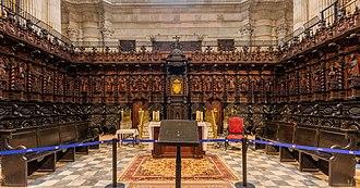 Cádiz Cathedral - Image: Catedral de Cádiz, España, 2015 12 08, DD 57 59 HDR