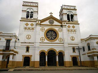 Trinidad, Bolivia - Image: Catedral de la Santísima Trinidad