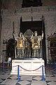 Cathedral de Sevilla-Cenotafio de Cristóbal Colón-20110914.jpg