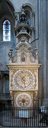 Cathedrale Saint Jean Lyon Astronomical clock.jpg