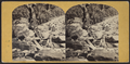 Catskill Mountain, Haines' Gorge, from Robert N. Dennis collection of stereoscopic views.png