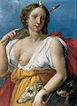 Cavalier d'Arpino - Diane the Huntress - Google Art Project.jpg