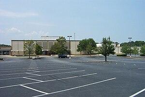 Cobb Center - Image: Ccmrichsmain 2007