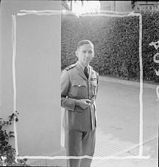 Cecil Beaton Photographs- Political and Military Personalities; Tedder, Arthur William CBM1174.jpg