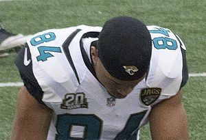 Cecil Shorts - Shorts with the Jacksonville Jaguars