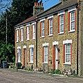 Cemetery Road Tottenham Covid-19 pandemic lock down London England 2.jpg