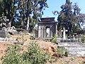 Cemetery at St.stephen's Church in Ooty 03.jpg