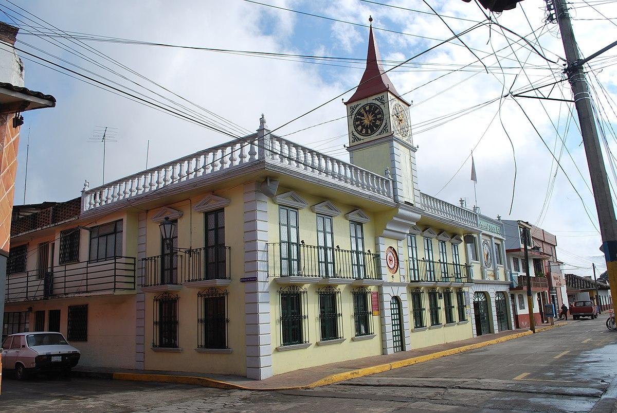 Vista exterior del Museo de relojes