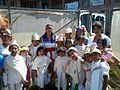 Ceremonia azteca de bienvenida a la primavera en Ayahualulco, Veracruz, México. 39.jpg